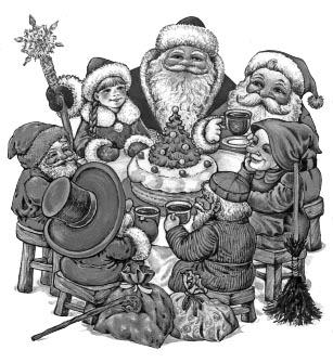 Навасард, Марко Поло и Дед Мороз