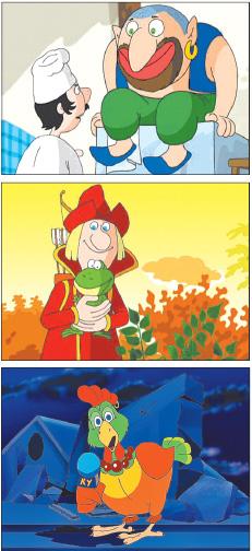 «Хороший мультфильм – как хороший анекдот»