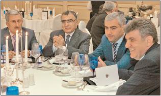 Выступление президента Республики Армения Сержа Саргсяна на встрече с армянской общиной России