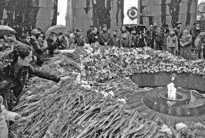 Геноцид армян – вопрос скорее политический, чем исторический