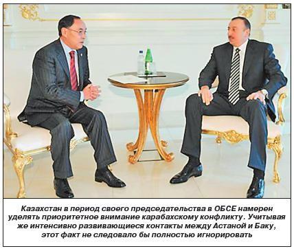 Азербайджан. Как разыгрывается «турецкий фактор»