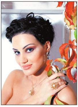 Армению будет представлять на «Евровидении» Ева Ривас