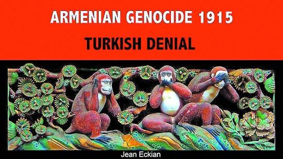 Геноцид армян в актуальной политике мировых держав