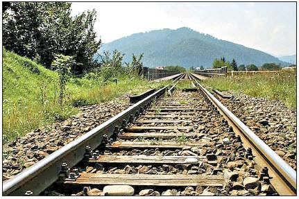 Железнодорожный транспорт - отдых в Абхазии