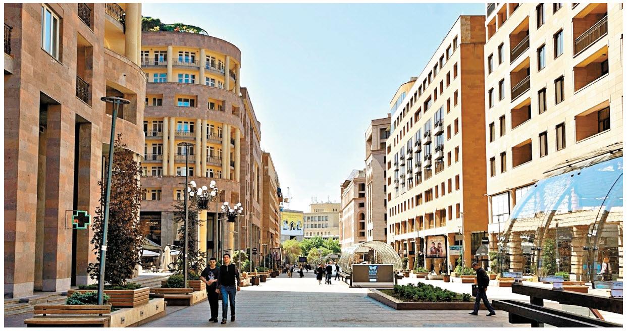 Ереван – один из древнейших и удивительнейших городов мира